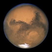 ดาวอังคารหนักแค่ไหน